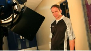 Martin Johnson makes acting debut to help save lives