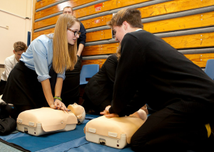 DEMAND LIFE SAVING SKILLS IN OUR SCHOOLS