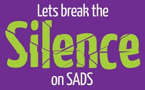 SADS Awareness Week 30th September - 4th October