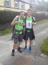 Team Baird complete Three Peak Challenge