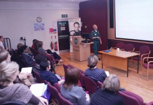 Inaugural conference about fatal disease hailed a success