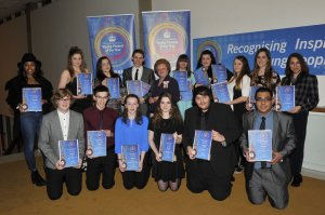 The Lord-Lieutenant's Award For Young People 2014