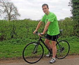 Leicester cardiologist with a 'big heart' to ride through Alps for local charity