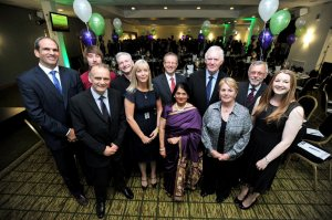 Charity dinner raises more than £6,000 for young people's awards scheme