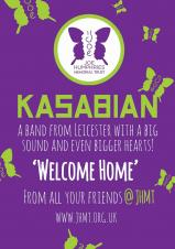 Kasabian - Welcome Home