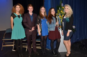 Young People Awarded for Outstanding Commitment to Joes Trust