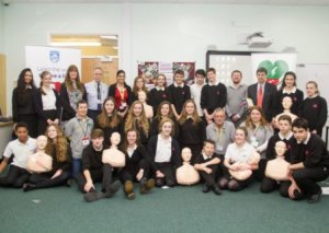Harborough Pupils Learn How to Save Lives