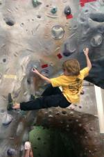 Climbing prodigy gets a leg-up from Joe Humphries Memorial Trust