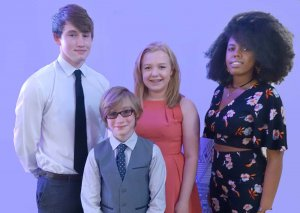 Inspiring Young People Share their Stories at Fundraising Dinner