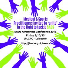 Medical Practitioners can Help Tackle Sudden Death in Young People at SADS Conference 2015