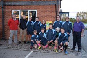 Rugby Club Takes Part in Life-Saving Training