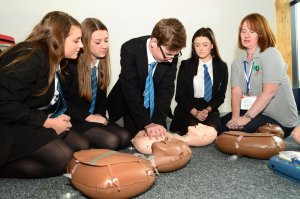 Heartsafe UK - creating the next generation of life-savers in LeicesterShire