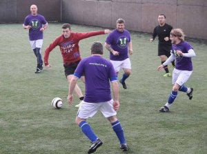 DSU football students to take on Martin Johnson and friends in fund-raising charity match