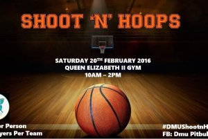 Pitbulls Shooting Hoops in Aid of Local Heart Charity JHMT