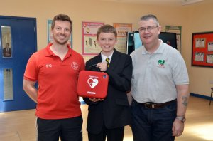 Defibrillators Should be in all Schools