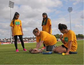 Heartwize Cricket Cardiac Arrest Awareness Day a Big Success