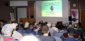 Full house for local charity's lecture on cardiac awareness