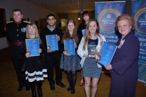 Nominate a young person of the year