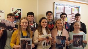 Robert Smyth Students Help Promote Vital Work of Local Charity