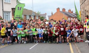 More than £1,000 Raised by this Year's Joe's Jog