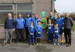 Croft Juniors FC joins growing number of heartsafe clubs