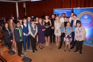 Young People Celebrated at Annual Awards
