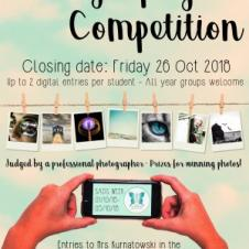Launch of Joe's Photography Competition