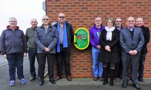 New defibrillator will help Sileby Town FC to become heartsafe