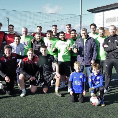 DMUFC & friends on TARGET to raise awareness of Sudden Arrhythmic Death Syndrome #SADS @ football fest 2020 in aid of JHMT