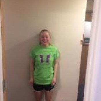 Alice's Marathon Effort in Honour of Joe