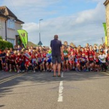 More than £1,400 Raised by this Year's Joe's Jog