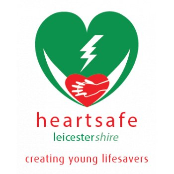 Heartsafe UK Leics' Secondary Schools Project launch
