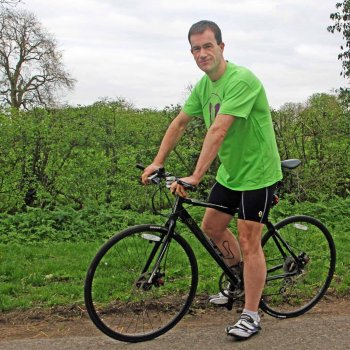 Leicester cardiologist rides through Alps for local charity
