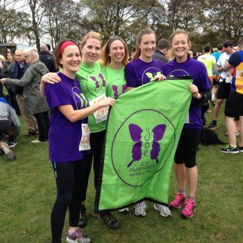 Cardiac Nurses Make Marathon Effort for Joe's Trust