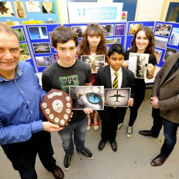De Lisle students' photography competition launched to back SADS Awareness Week