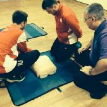 Young Academy Footballers Join the Premier League of Lifesavers