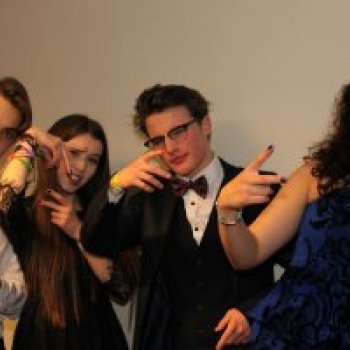 Joe's Friends Hold Bond Themed Evening and Raise £500 for Charity