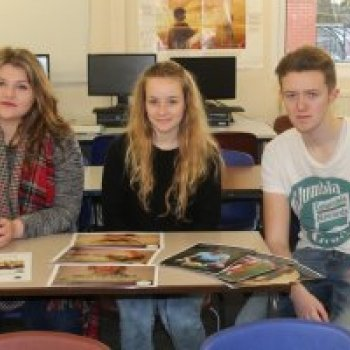 Students Showcase Their Creative Media Skills