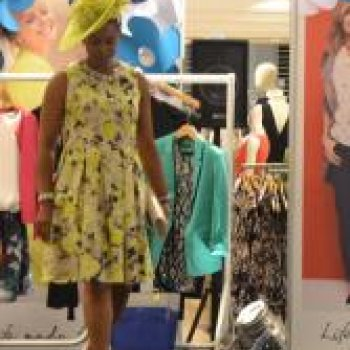 Debenhams Spring Trends Fashion Show