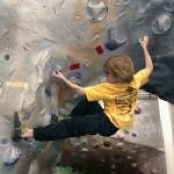 Climbing Prodigy Gets a Leg Up from Joe Humphries Memorial Trust