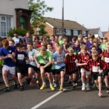 Families Join Jog to Remember Joe