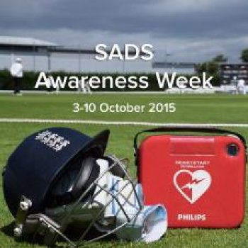#beHeartsafe for SADS Awareness Week 2015
