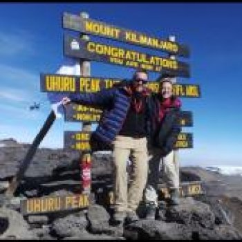 Ellie Conquers Kilimanjaro and Raises Thousands for Charity