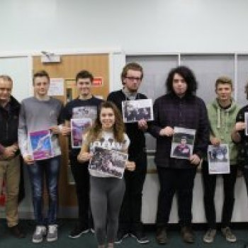 Media Students' Focus on Heart Issues Affecting Young People