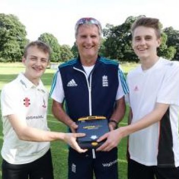 Cricket club determined to hit sudden heart death for six
