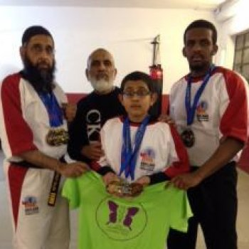 Karate Champions Dedicate Their Wins to Joe